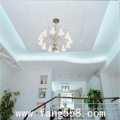楼中楼客厅装修效果图:小户型的设计
