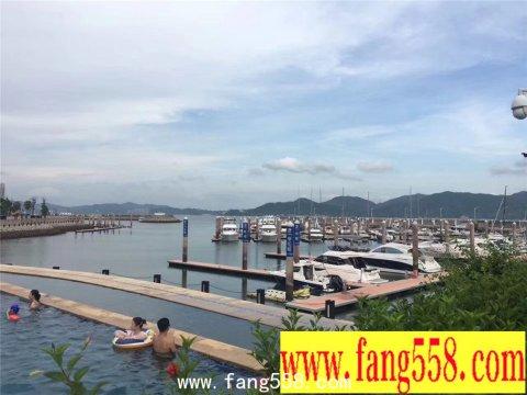 惠州270度海景房海岸花园(十里银滩旁)湾区最大型花园统建楼建