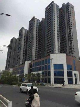 福永凤凰山大型村委统建楼《御林山景》属于福永村委统建楼