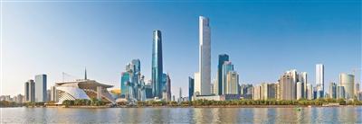 广州首进世界一线城市三十强