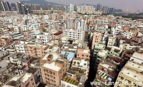 深圳小产权房发展的来龙去脉,深圳城中村要继续大步迈向前城中村改造也是不可阻挡