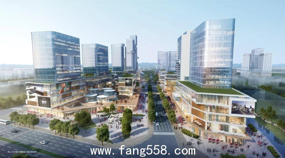 重磅!沙井将打造成深圳重要的先进制造业基地和空港新城腹地