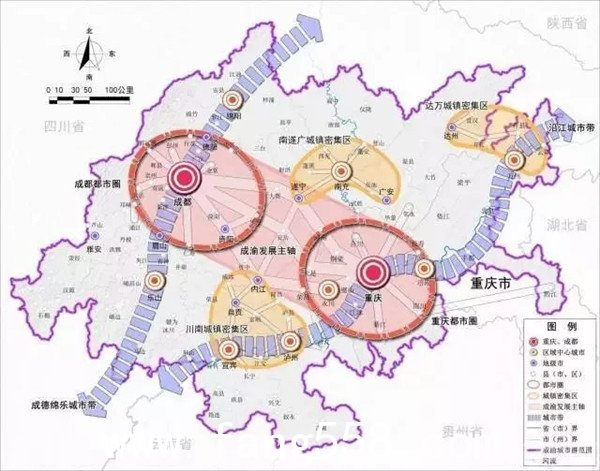 未来中国一半人口都会聚集在这几座城市