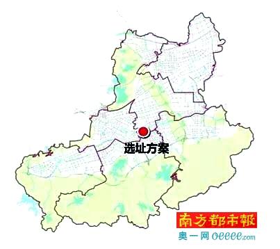 深圳自然博物馆落户坪山 打造四大基本功能