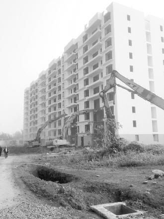 国土部:小产权房要拆要查要问责