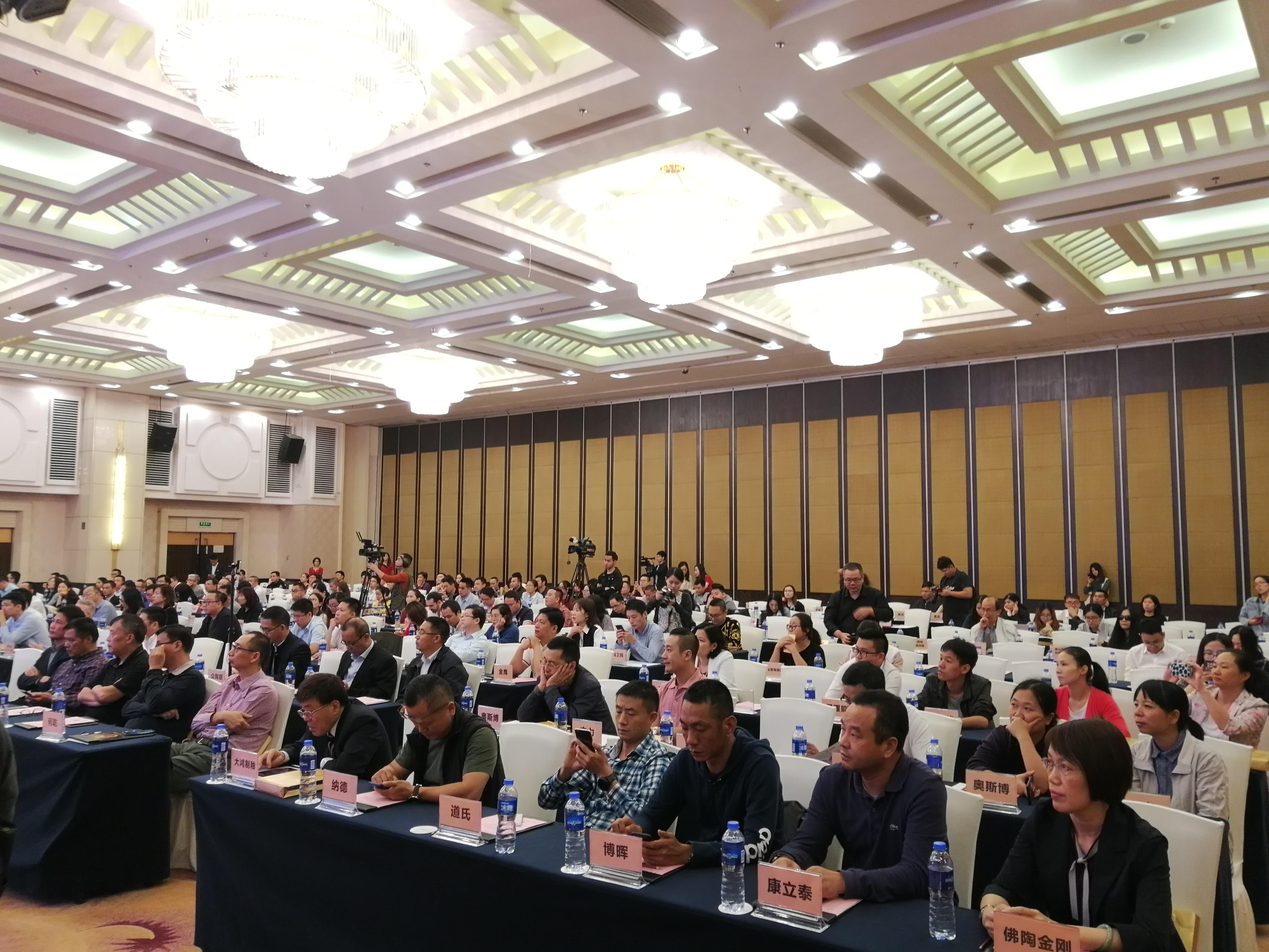 凝聚行业力量,共塑品牌未来――2019广州陶瓷工业展国内首场新闻发布会11月2日在佛山召开