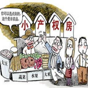 """""""小产权房""""合法化:深圳只能是特例"""