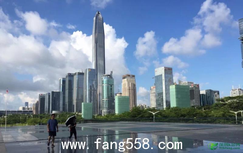 未来5年大深圳房价预测