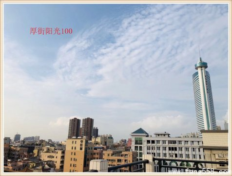 东莞厚街小产权【阳光100】位置东莞厚街广场旁东莞喜来登大酒店对面